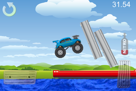 Screenshot Monster Truck Mania