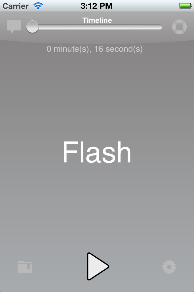 Image of Flash Reader for iPhone