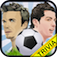 Football player logo team quiz game: guess who's the top new real fame soccer star face pic