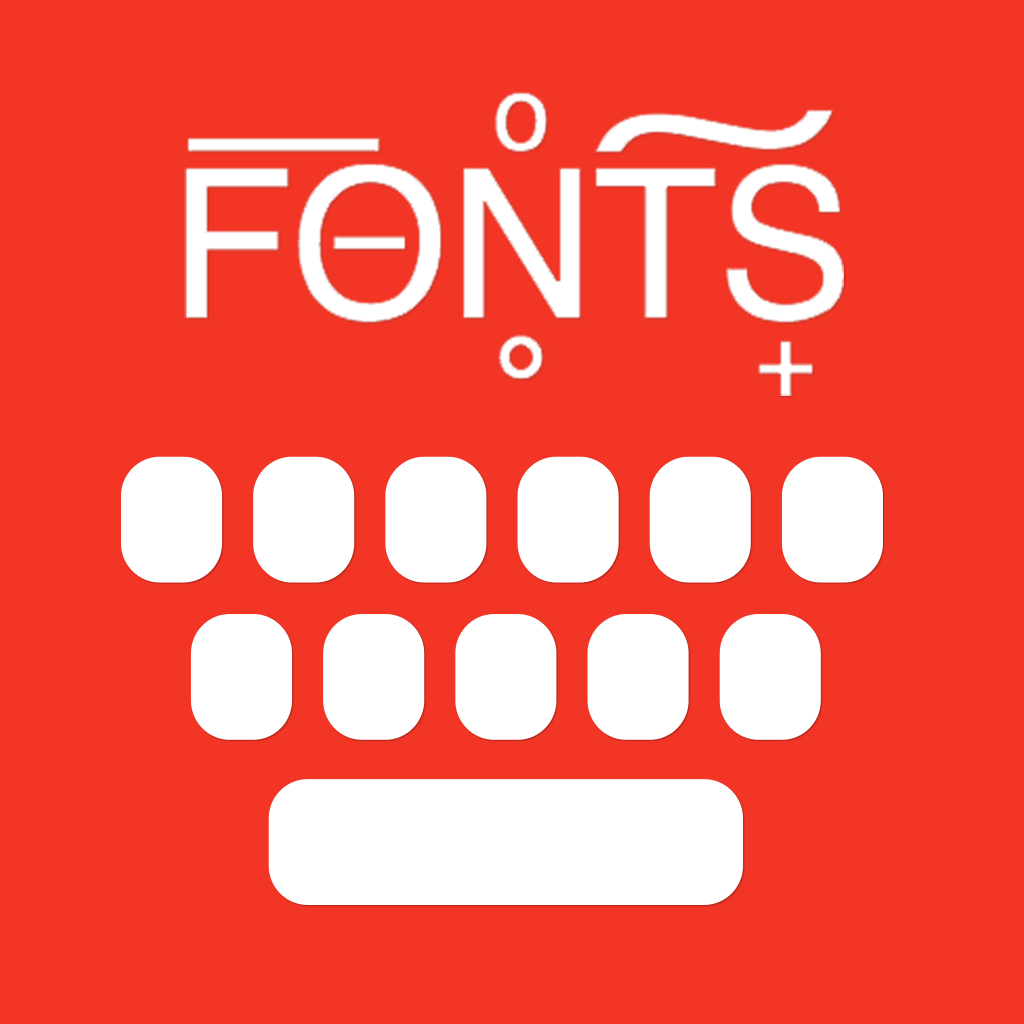 100 Fonts Keyboard for iOS 8 - better fonts and cool text keyboard ...